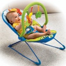 Шезлонг Fisher Price 1760 (M2660) (79314)