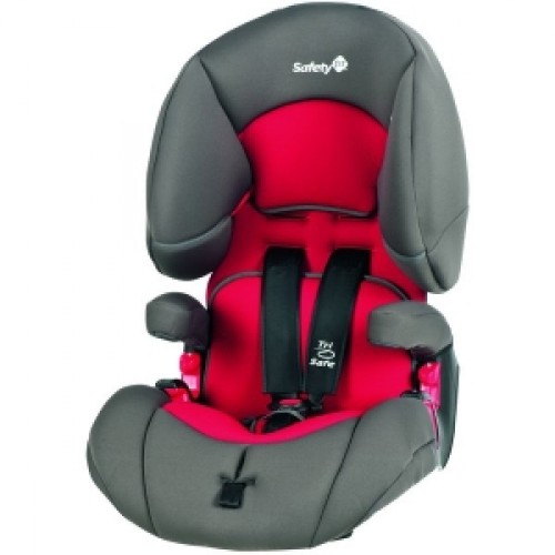 Автокресло Safety 1st Tri-Safe Red Mania (42381)