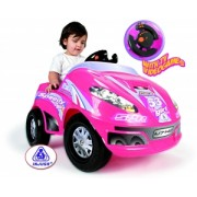 Электромобиль Injusa Speedy car girl 6V 7142