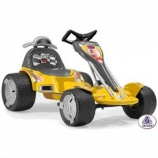 Веломобиль Injusa Big Wheels 401 (34428)