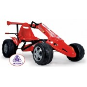 Веломобиль Injusa Kart Monster 407