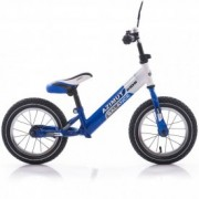 "Беговел Azimut Balance Bike Air 12"" Сине-белый"