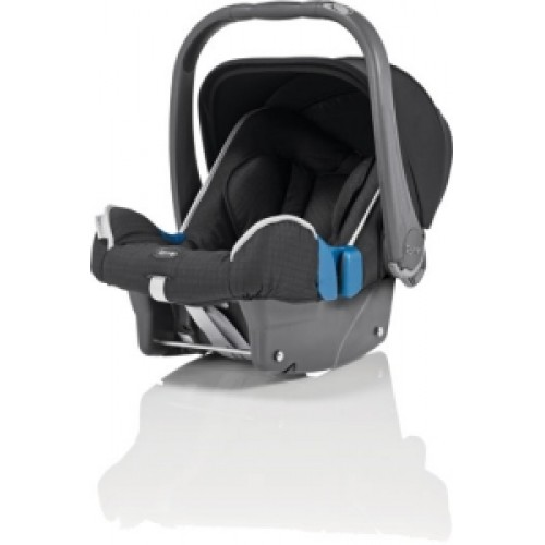Автокресло Romer Baby Safe plus - Trendline Alex 0+(черный) (90743)