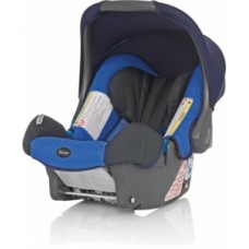 Автокресло Romer Baby Safe plus (серый, синий) (90036)