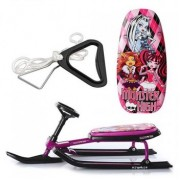 Снегокат Bambi Monster High (MS 0896)