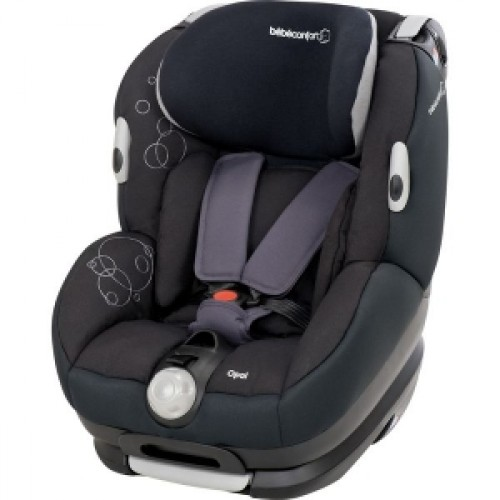 Автокресло Bebe Confort Opal Total Black (40513)