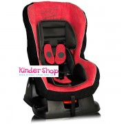 Автокресло Bertoni Grand Prix Black &Red Crown