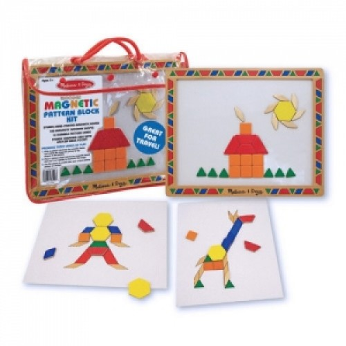 Mагнитная мозаика Melissa and Doug 3590 (3590)