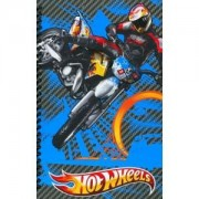 Блокнот 48лис., 70х105мм Hot Wheels