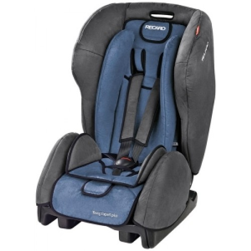 Автокресло Recaro Young Expert plus Bellini shadow/blue (Темно серый) (90474)