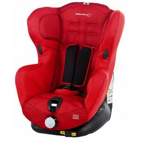 Автокресло Bebe Confort Iseos Isofix Raspberry Red (УТ-94142)