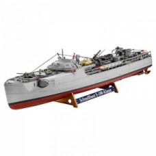 Катер (1944г.,Германия) Speed Boat/Fast attack craft & Flak armament, 1:72 (PS05002)