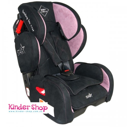 Автокресло Babyincar Star Berry (64343)