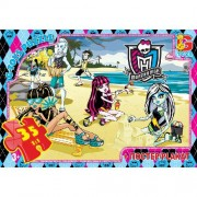 "Пазл ТМ ""G-Toys"" MH008 ""Monster High"" (Школа Монстров) 35 эл."
